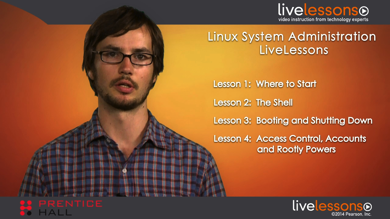 Linux System Administration Linux System Administration