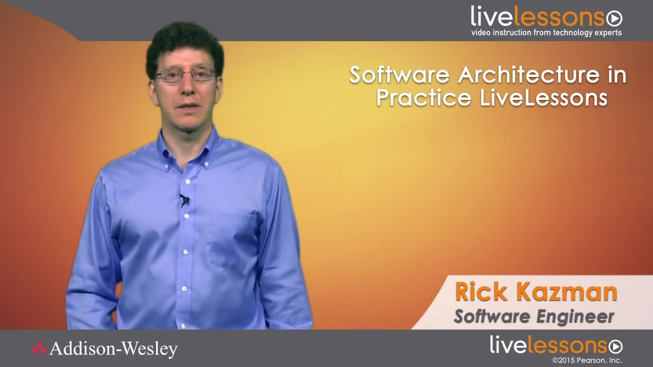 Software Architecture in Practice Software Architecture in Practice
