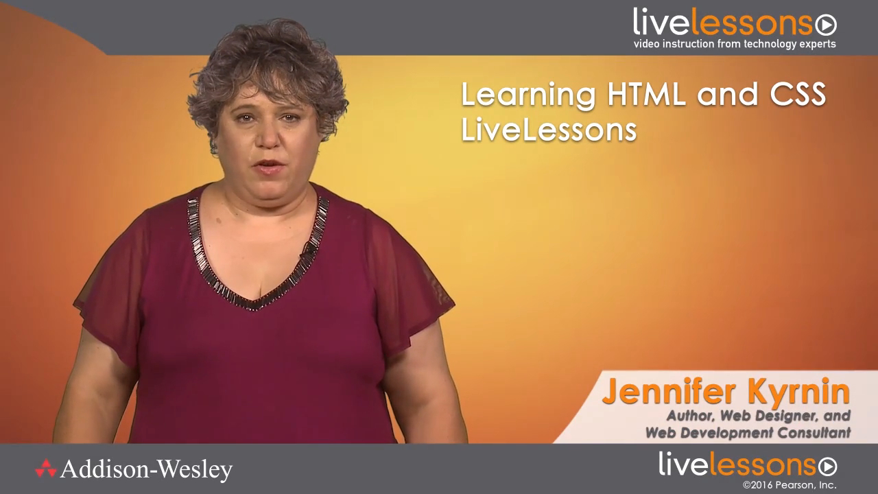 Learning HTML & CSS Learning HTML & CSS