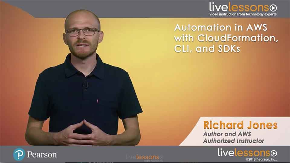 Automation in AWS with CloudFormation, CLI, and SDKs Automation in AWS with CloudFormation, CLI, and SDKs