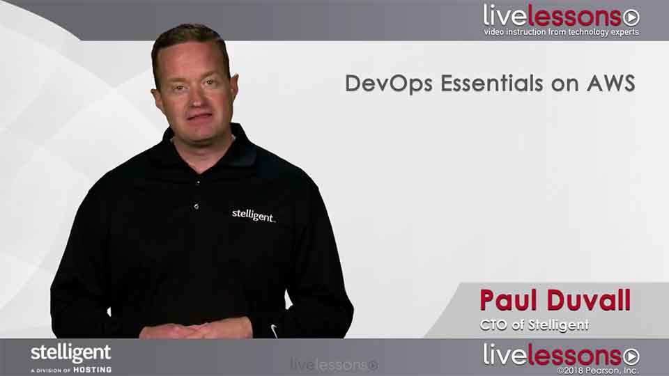 DevOps Essentials on AWS: Continuous Integration and Continuous Delivery with AWS Developer Tools DevOps Essentials on AWS: Continuous Integration and Continuous Delivery with AWS Developer Tools