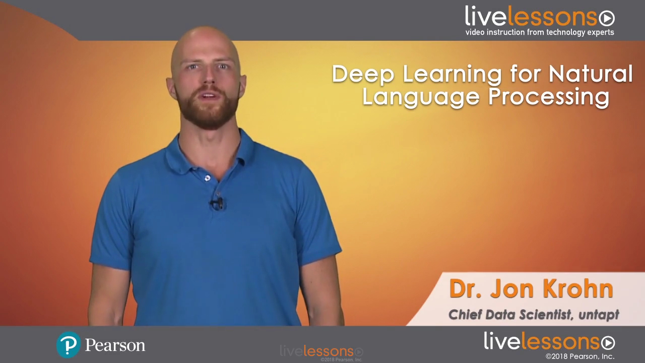Deep Learning for Natural Language Processing: Applications of Deep Neural Networks to Machine Learning Tasks Deep Learning for Natural Language Processing: Applications of Deep Neural Networks to Machine Learning Tasks
