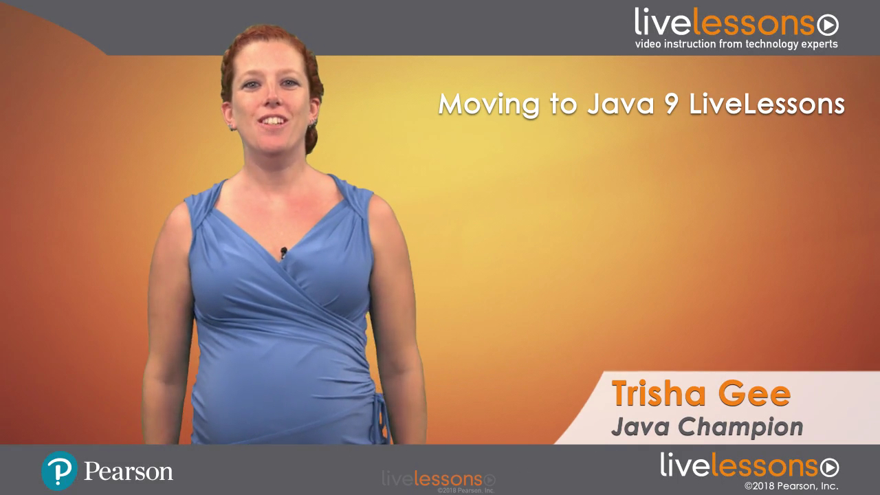 Moving to Java 9: Better Design and Simpler Code Moving to Java 9: Better Design and Simpler Code