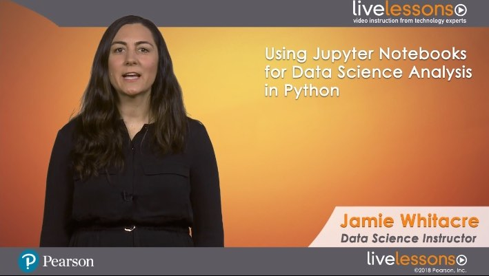 Using Jupyter Notebooks for Data Science Analysis in Python Using Jupyter Notebooks for Data Science Analysis in Python
