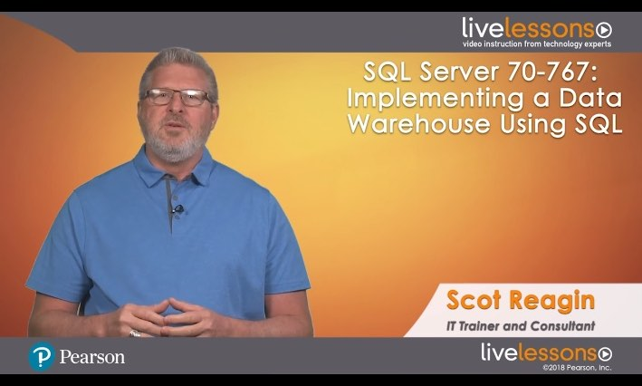 SQL Server 70-767: Implementing a Data Warehouse Using SQL SQL Server 70-767: Implementing a Data Warehouse Using SQL