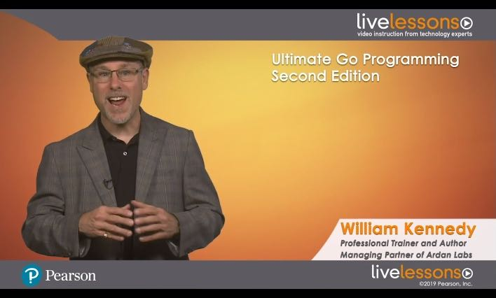 Ultimate Go Programming, Second Edition Ultimate Go Programming, Second Edition