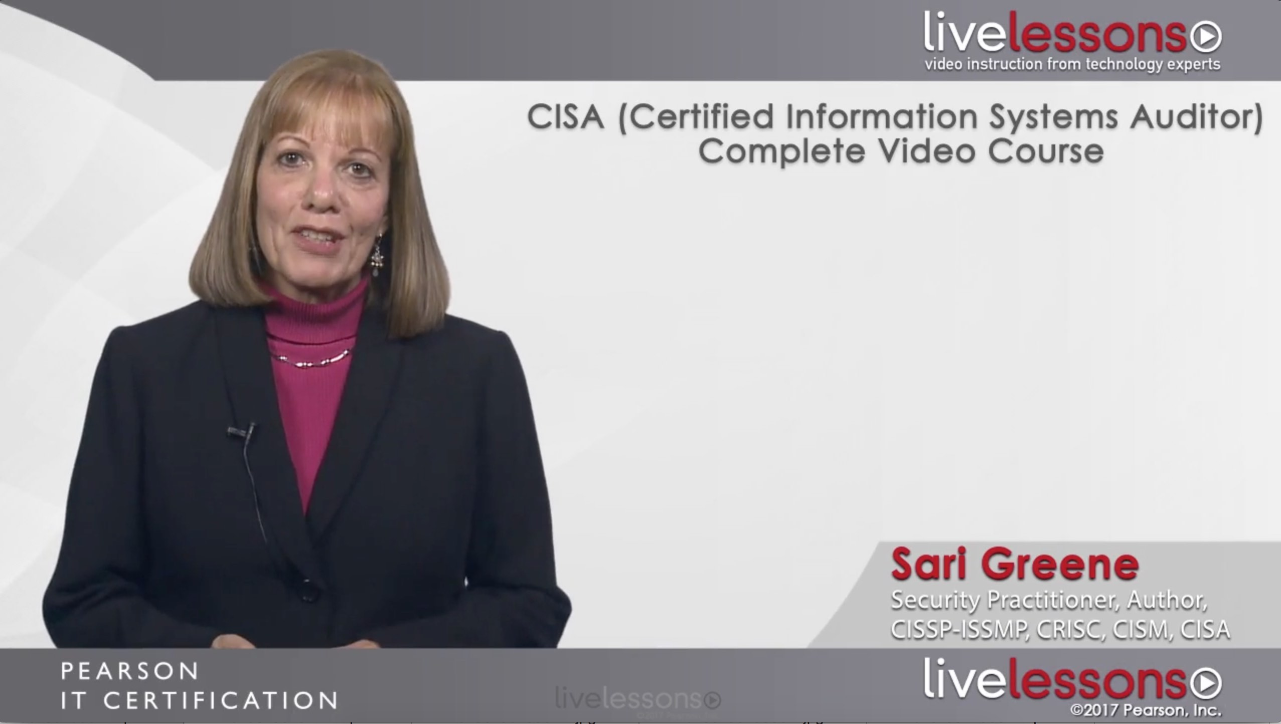 CISA (Certified Information Systems Auditor) CISA (Certified Information Systems Auditor)