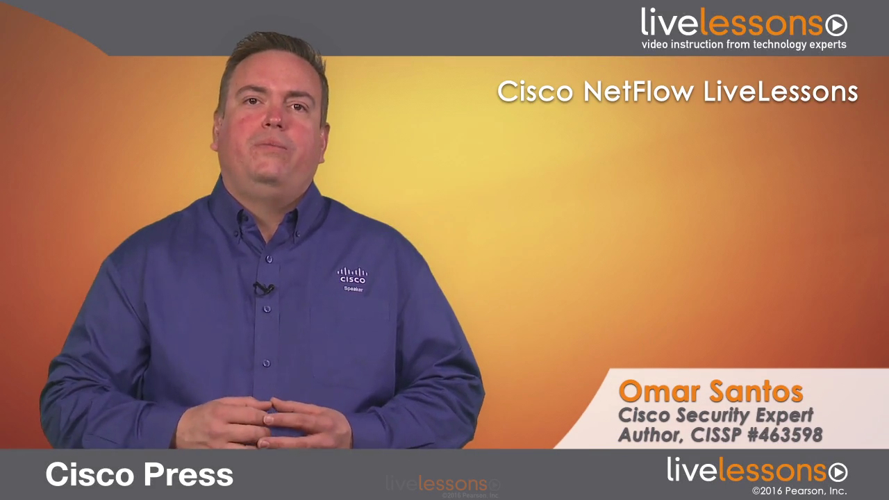 Cisco NetFlow for Cyber Security Big Data Analytics Cisco NetFlow for Cyber Security Big Data Analytics